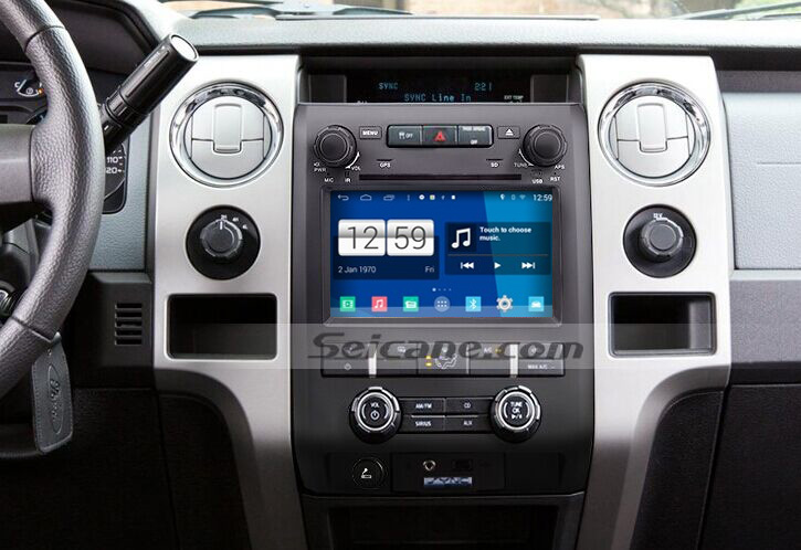 Ford F Radio Upgrade To Touch Screen Dvd Player Gps Navigation Car Stereo Wiki